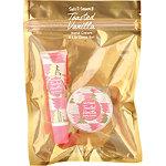 Sweet & Shimmer Toasted Vanilla Hand Cream & Lip Gloss Set