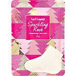 Sweet & Shimmer Sparkling Rose Moisturizing Foot Mask