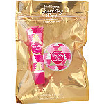 Sweet & Shimmer Sparkling Rose Hand Cream & Lip Gloss Set