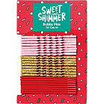 Sweet & Shimmer Glitter Bobby Pins