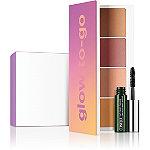 Clinique Glow To-Go Palette & Mascara Set
