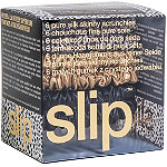 Slip Black, Leopard & Gold Pure Silk Skinny Scrunchies