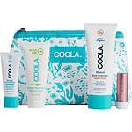 COOLA Mineral Essentials Reef Safe Travel Kit
