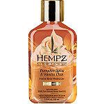 Hempz Travel Size Limited Edition Mini Pumpkin Spice & Vanilla Chai Herbal Body Moisturizer