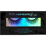 PÜR PÜR X Raw Beauty Kristi 3D Luxe Can't Be Bothered Lash