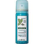 Klorane Travel Size Detox Dry Shampoo with Aquatic Mint