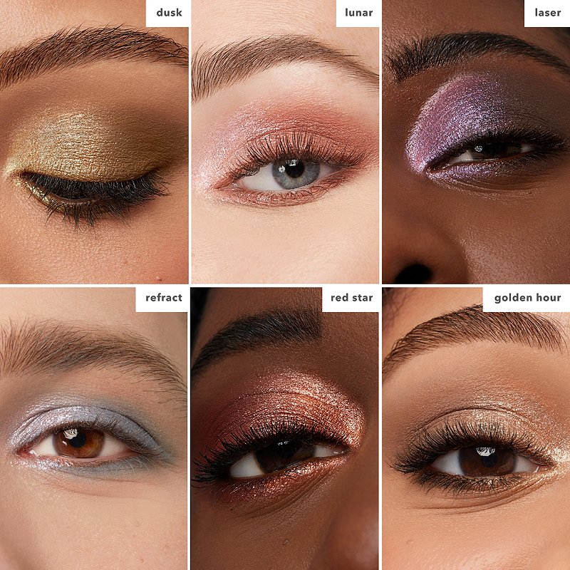 Becca Cosmetics Light Gleam Primer Topper Liquid Eyeshadow Ulta Beauty