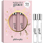 Philosophy Stockings Full of Grace Rollerball Set
