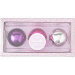 Beauty Gems Lip Balm Ball Trio