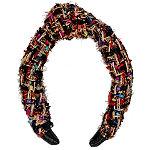 Scünci Patterned Knotted Headband