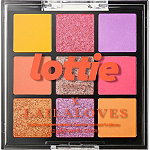 Lottie London Laila Loves Neon Ibiza Palette