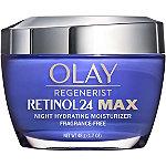 Olay Regenerist Retinol 24 MAX Fragrance-Free Night Hydrating Moisturizer