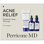 Perricone MD Acne Relief Prebiotic Acne Therapy 90 Day Regimen