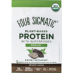 FOUR SIGMATIC Plant-based Protein With Superfoods Creamy Cacao