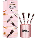 IT Brushes For ULTA Rose Gold Eye Brush Set