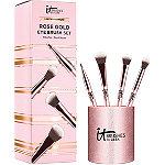 IT Brushes For ULTA Rose Gold Eye Brush Set