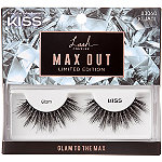 Kiss Lash Couture Max Out Glam Lashes