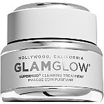 GLAMGLOW Travel Size SUPERMUD Charcoal Instant Treatment Mask