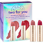 BECCA Cosmetics Two For You Mini Lipstick Duo