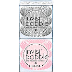 Invisibobble ORIGINAL Duo Pack Me Myselfie and I & Crystal Clear