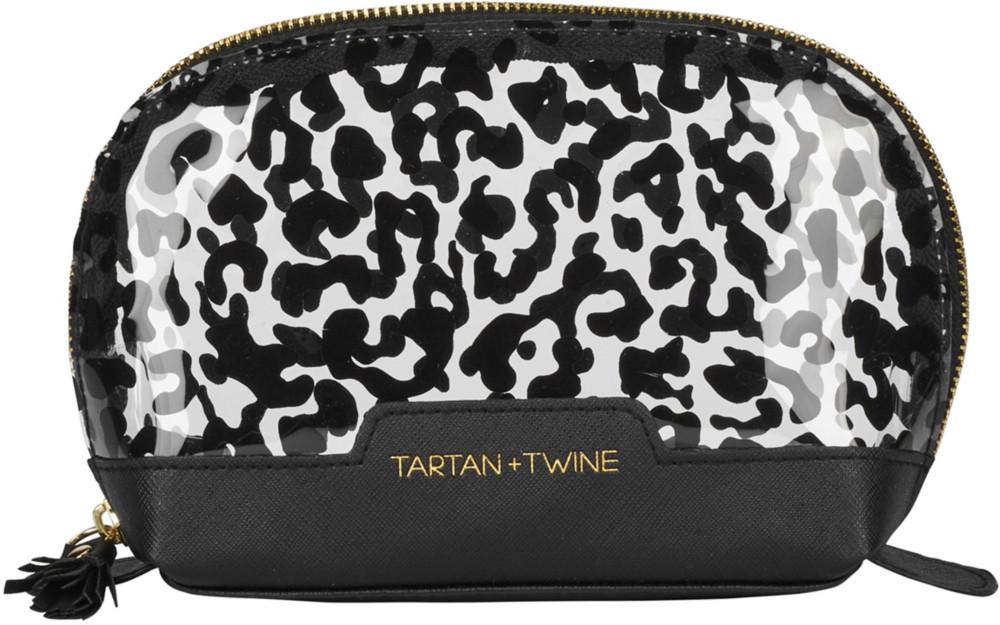 Tartan + Twine Clear Small Roundtop Clutch Cheetah | Ulta ...