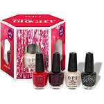 OPI Shine Bright Nail Lacquer Mini 4 Pack