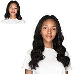 Locks & Mane 18'' Clip-in Human Hair Extension