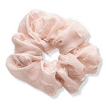 Kitsch Brunch Scrunchie Blush Fray