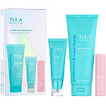 Tula Unleash Your Holiday Glow Three Best-Sellers In One Kit