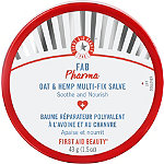 First Aid Beauty FAB Pharma Oat & Hemp Multi-Fix Salve
