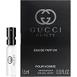Gucci Free Guilty Eau de Parfum Pour Homme sample with men's fragrance purchase
