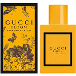 Gucci Free Bloom Eau De Parfum deluxe sample with select large spray purchase