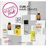 ULTA Curly Hair Craves 8 Piece Sampler Kit