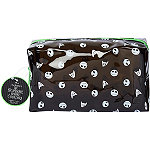 Makeup Revolution The Revolution Nightmare Before Christmas Collection Black Cosmetic Bag