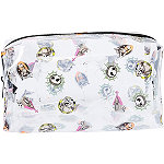 Makeup Revolution The Revolution Nightmare Before Christmas Collection Clear Cosmetic Bag