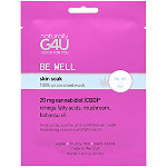 Naturally G4U Be Well Skin Soak Sheet Mask