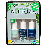 Nailtopia Blue-tiful Daze Holiday Kit