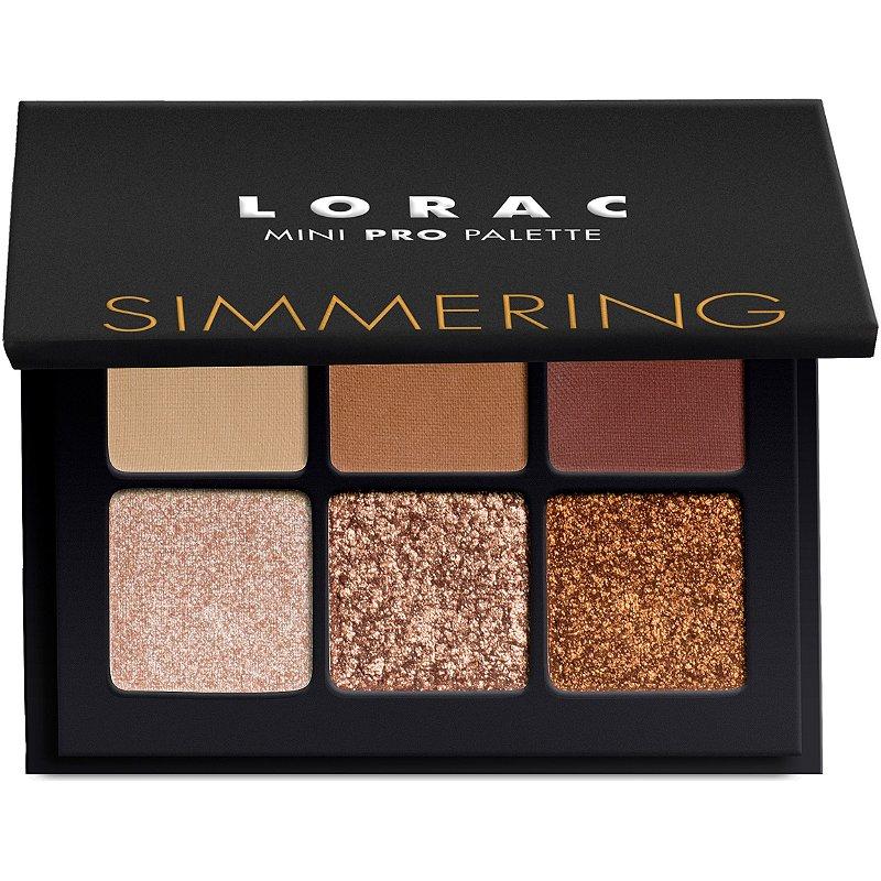 Lorac Pro Mini Palette Simmering Ulta Beauty