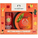 The Body Shop Sweetening Mango & Strawberry Duo