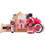 The Body Shop Glowing British Rose Little Gift Box