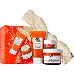 Origins GinZing Trio to Cleanse, Hydrate & Brighten