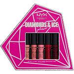 NYX Professional Makeup Diamonds & Ice, Please! Soft Matte Lip Cream Vault