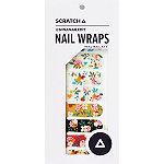 SCRATCH HBD Nail Wraps