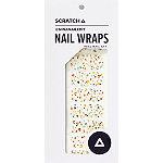 SCRATCH Terrazzo Nail Wraps