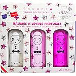 Inuwet Pink Lip Balm Stars Set