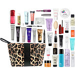 Variety Free Platinum & Diamond Exclusive 34 Piece Beauty Bag with $150 purchase