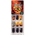 Kiss Peek-A-Boo imPRESS Limited Edition Halloween Press-On Manicure
