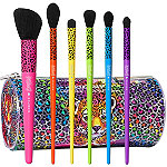 Morphe Morphe X Lisa Frank Blend Bright 6-Piece Brush Set + Bag