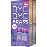 Shimmer Lights Bye Bye Brass Trial Kit