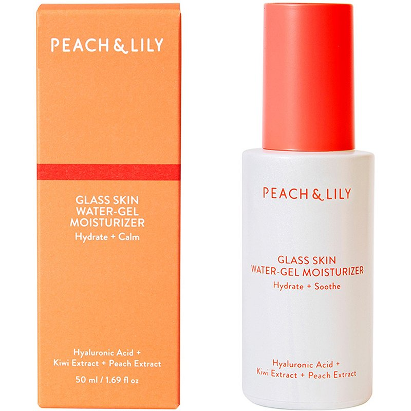 PEACH & LILY Glass Skin Water Gel Moisturizer | Ulta Beauty